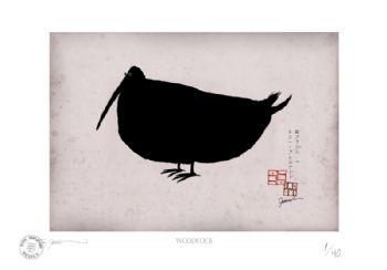 Antique Woodcock